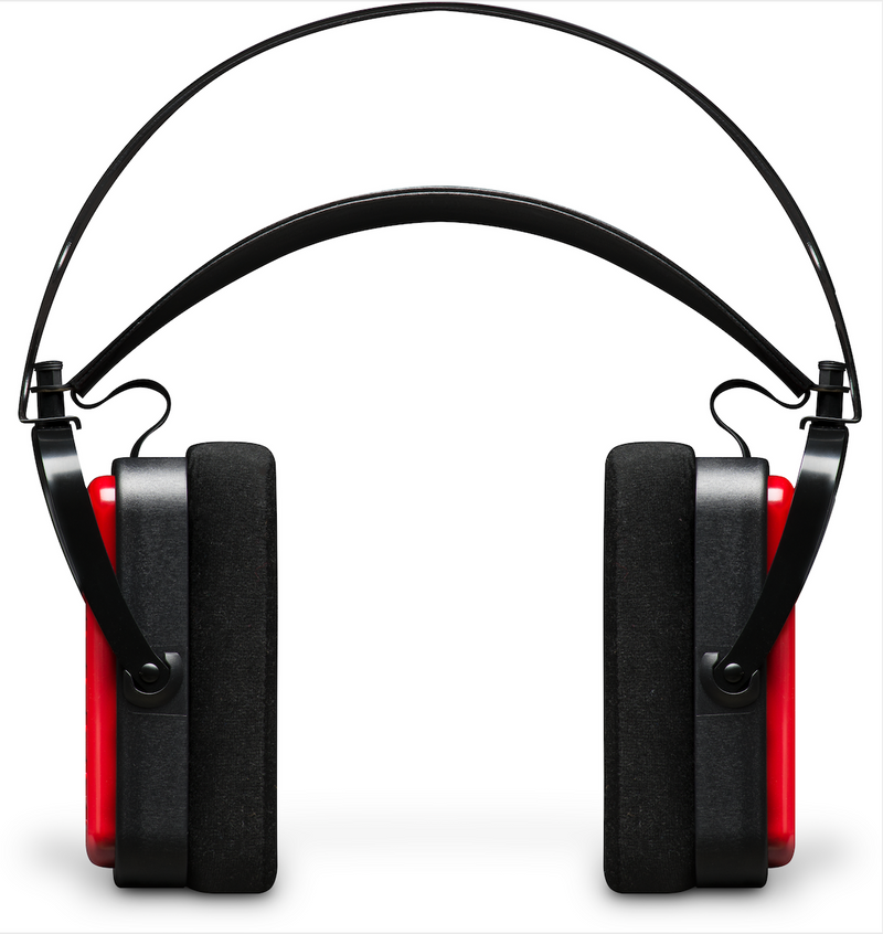 Avantone Pro Planar Red Reference-Grade Open-Back Headphones with Planar Drivers