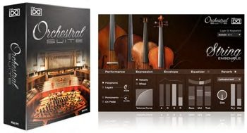 UVI Orchestral Suite Virtual Instrument Software - eDelivery