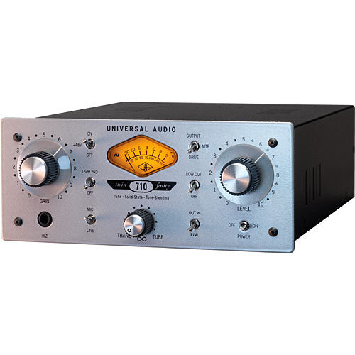 Universal Audio 710TF 710 Twin-Finity Single-Channel Mic Preamp