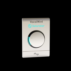 Audified VocalMint Saturator One-Knob Valve Saturation Shaper for Vocals Mac/PC AAX/AU/VST/VST2/VST3