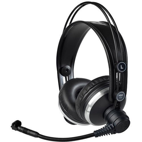 AKG Professional Headset with Condenser Microphone