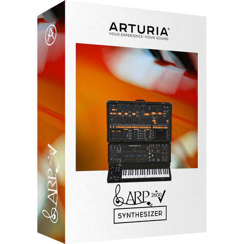 Arturia ARP 2600 V V3 Virtual Synthesizer Software - eDelivery
