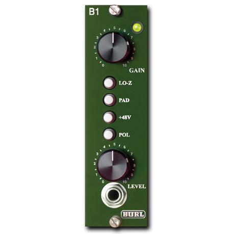Burl Audio B1 500-Series Microphone Preamp Module