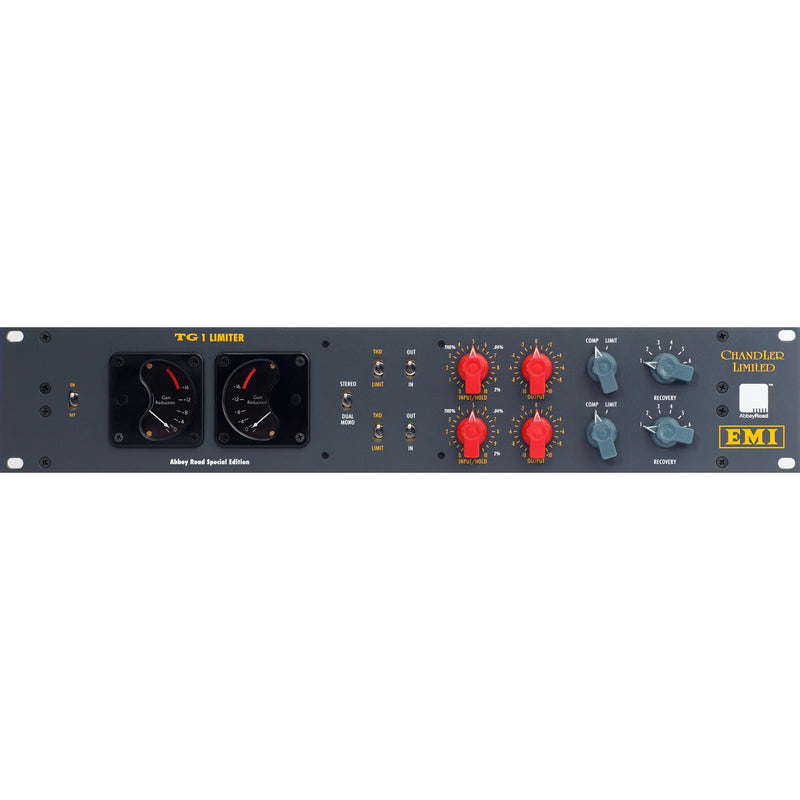 "Chandler Limited TG1 Limiter, Mono compressor/limiter, 19"" Rackmount, EMI/Abbey Road Studios"