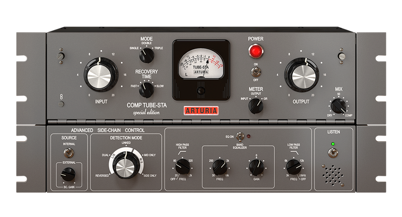 Arturia TUBE-STA Tube-Style Compressor Software - eDelivery
