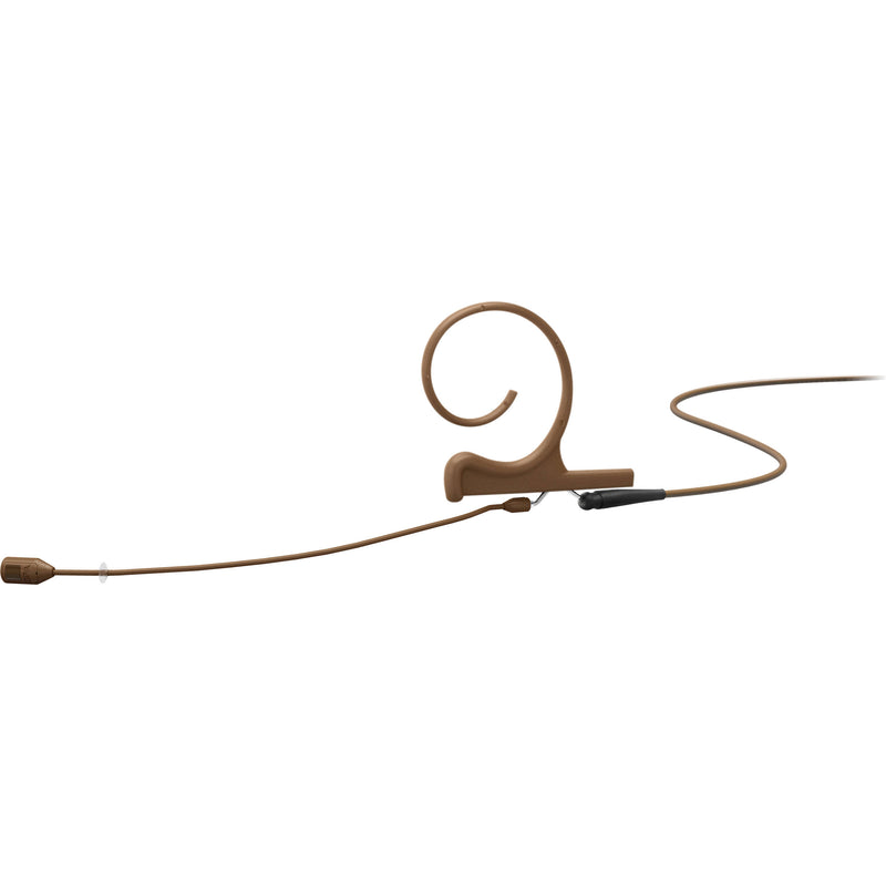 DPA Microphones d:fine Core 4288 Directional Flex Earset Mic, 100mm Boom with MicroDot (Brown)