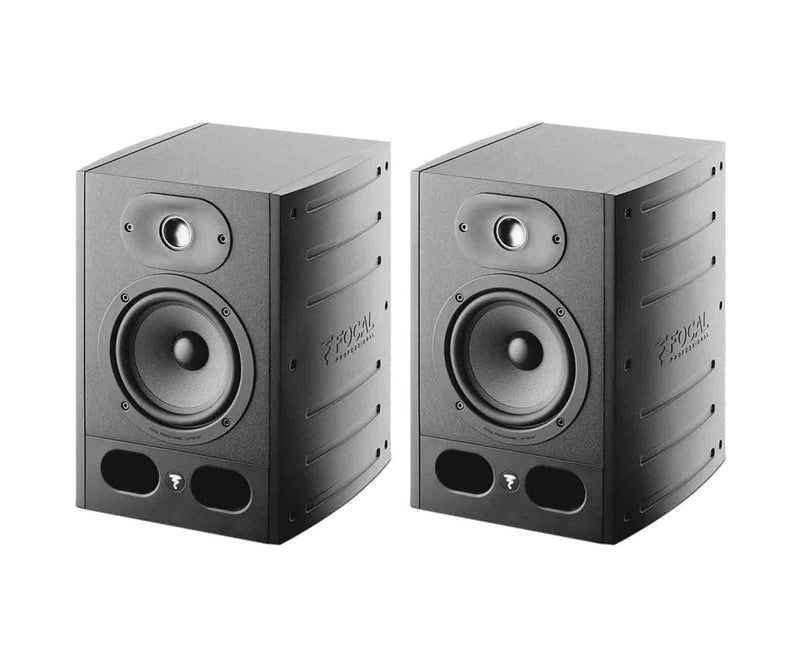 Focal Pair Of Alpha 50 ACTIVE 2-WAY NEAR FIELD MONITORS (2) Speakers