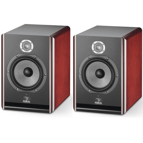 Focal Pair of Solo6 Be Professional analog monitors RED (2) Speakers
