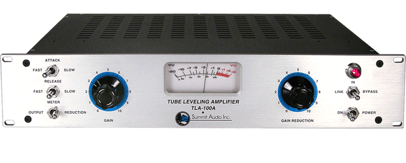 Summit Audio TLA-100A Tube Leveling/Compressing Amplifier