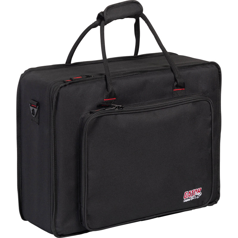 Gator Cases Lightweight Case for Rodecaster Pro and Two Mics