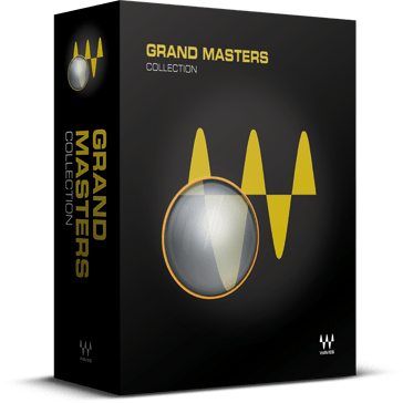 Waves Grand Masters Collection Software - eDelivery