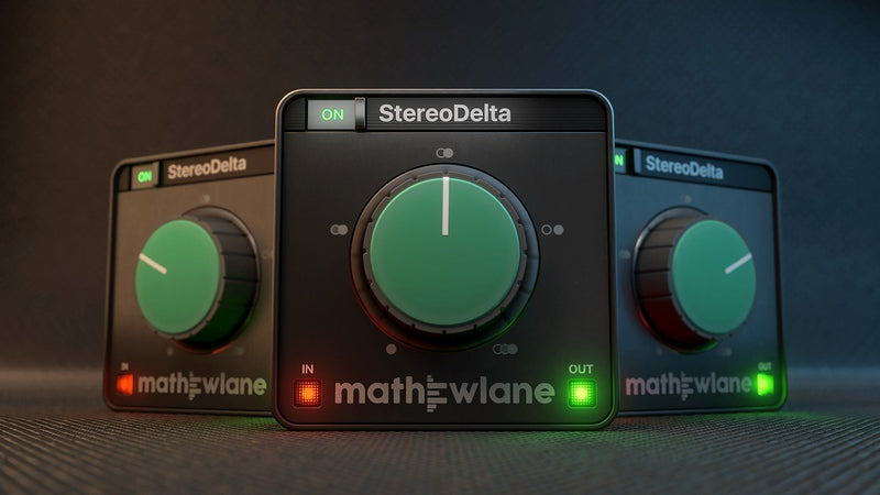 Mathew Lane StereoDelta 2 Software - eDelivery