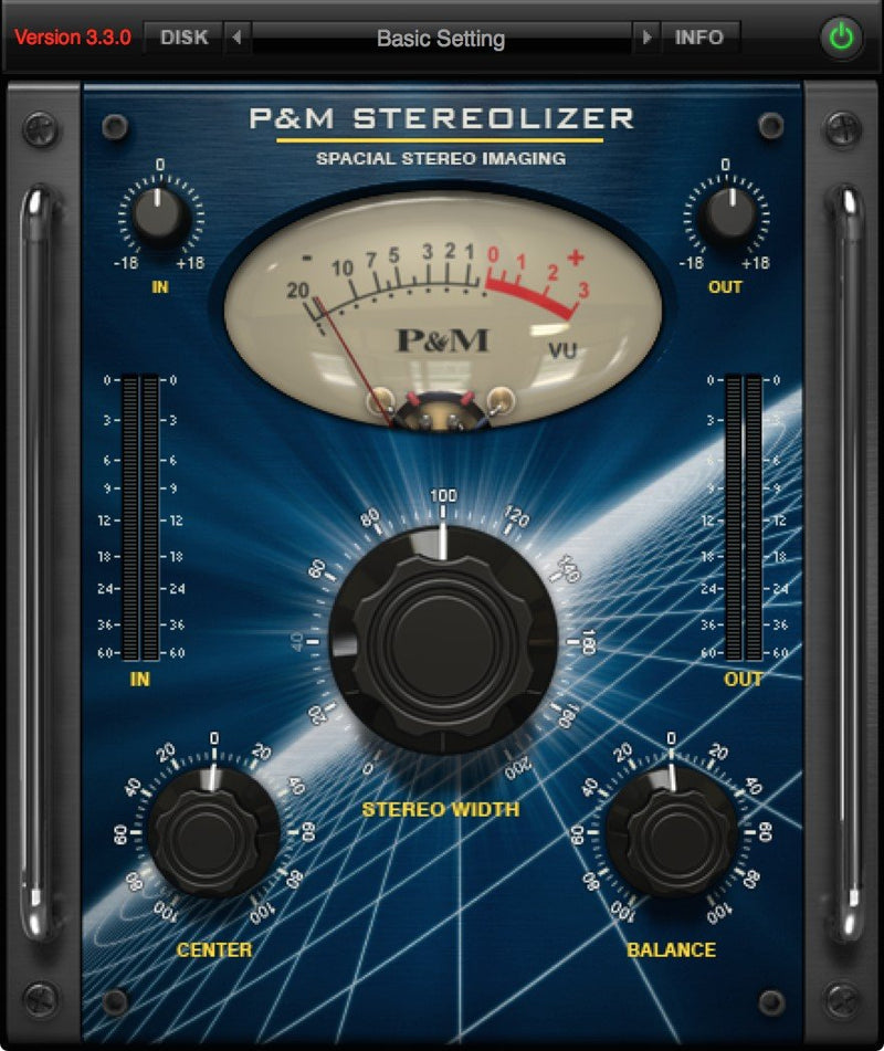 Stereolizer