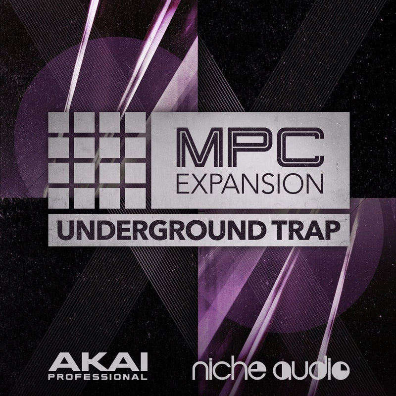 Akai Professional Underground Trap Software - eDelivery