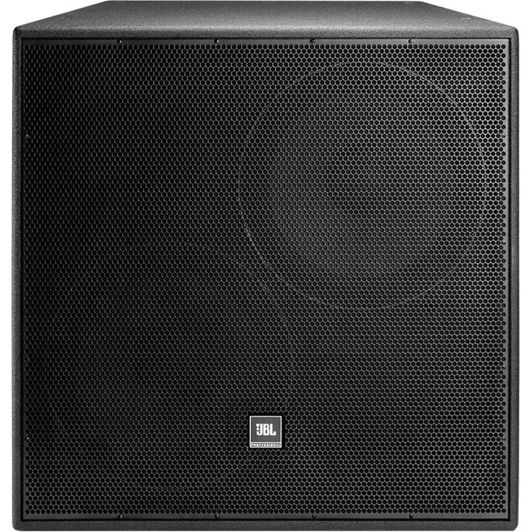 "JBL PD525S-WRC High-Output Dual 15"" Low-Frequency Subwoofer Loudspeaker with WRC Weather Protection (Black)"