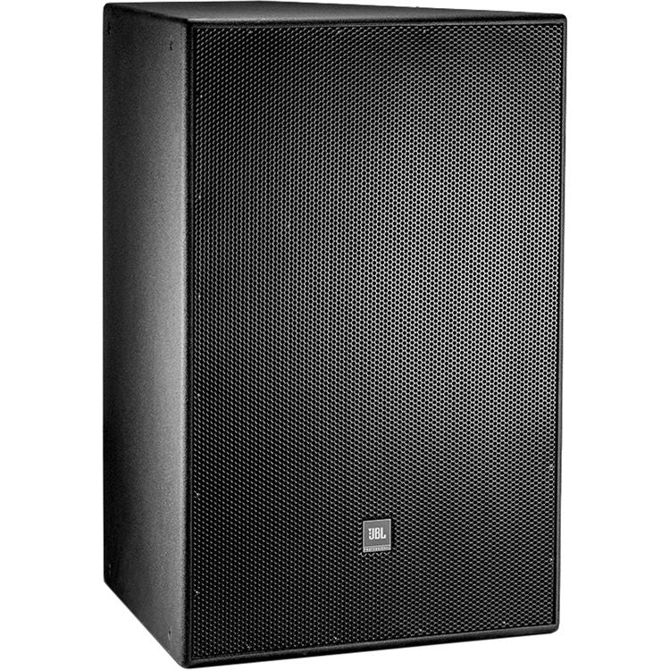 JBL PD6322/66 Passive/Tri-Amp Three-Way Full-Range Loudspeaker (Black)