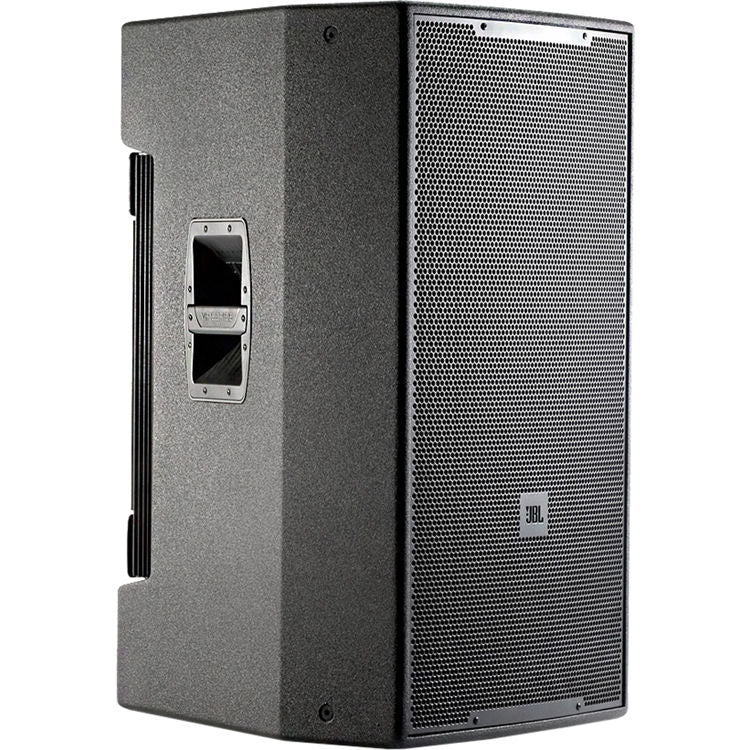 JBL VP7315/64DPDA - Powered 3-Way Loudspeaker System with DrivePack DPDA Input Module (Black)