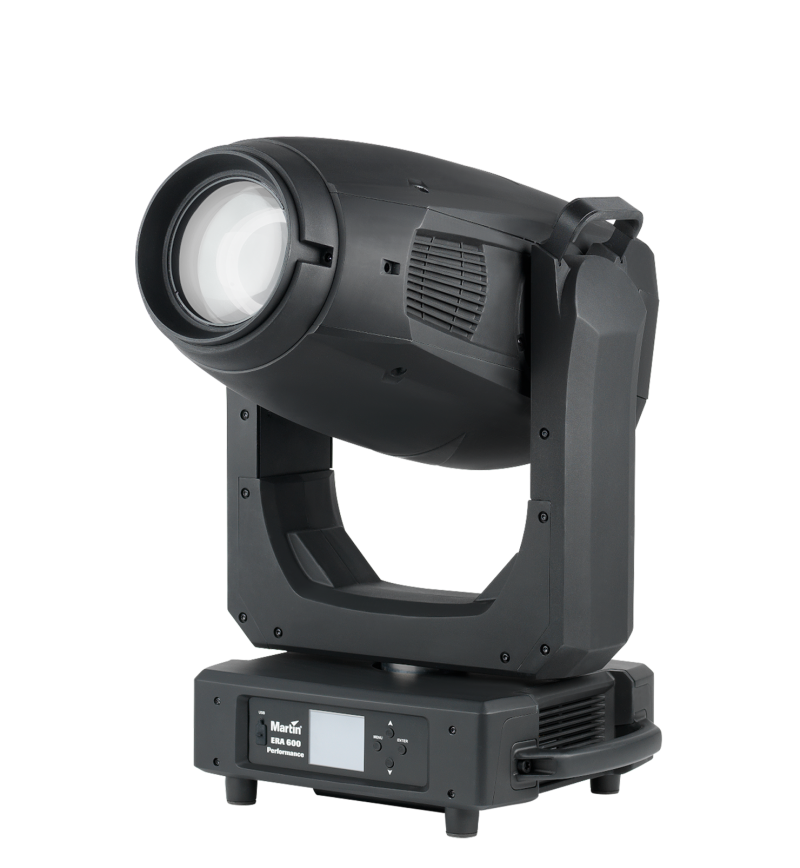 Martin Professional ERA 600 Performance - 550 Watt LED Moving Head Profile (9025122049)