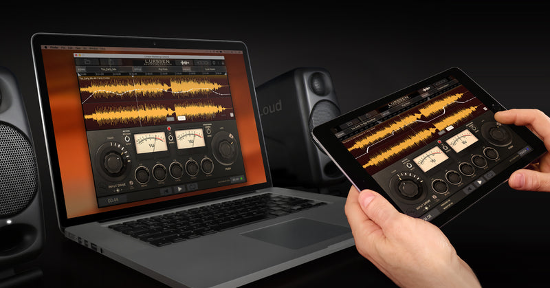 IK Multimedia Lurssen Mastering Console Software Plugin Mac/PC AU/VST2/VST3/AAX eDelivery