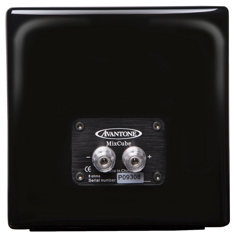 Avantone Pro MixCube Passive Full-Range Mini Reference Monitor Speaker