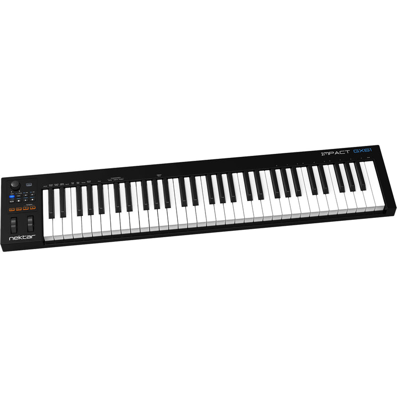 Nektar Technology GX61 - USB MIDI Keyboard Controller