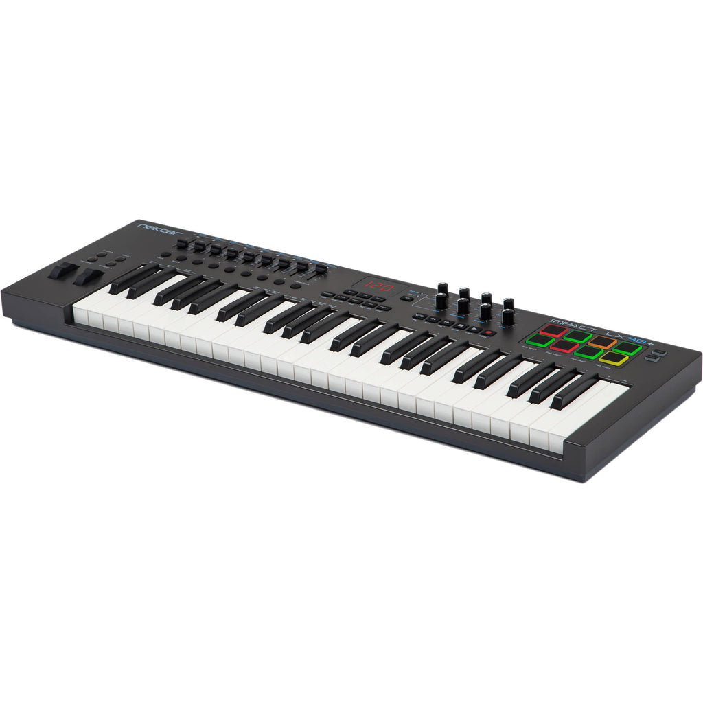 Nektar Technology Impact LX49  49-Key USB MIDI Controller Keyboard