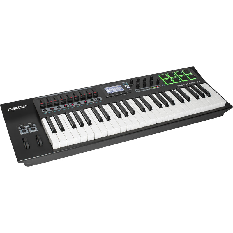 Nektar Technology Panorama T4 49-Key USB MIDI Controller