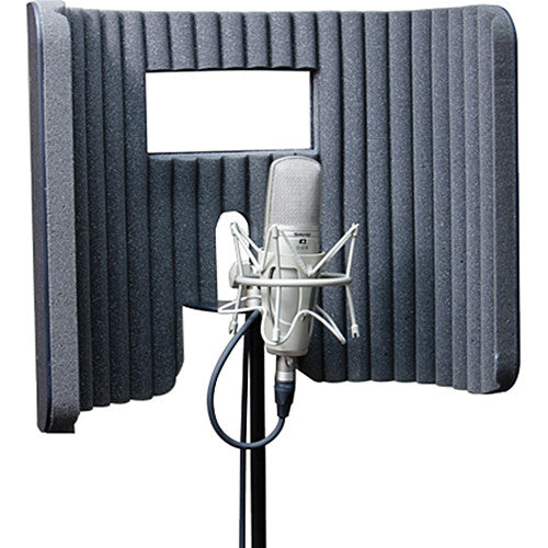 Primacoustic VoxGuard VU Nearfield Absorber Microphone Shield (Mic Stand)