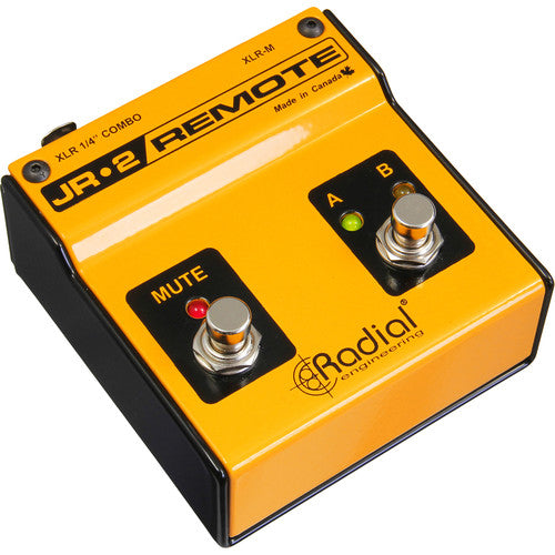 Radial Engineering JR-2 Remote Control Footswitch