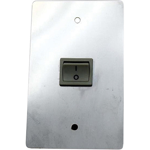 Rolls WS38 Wall Mount Plate with Control Switch