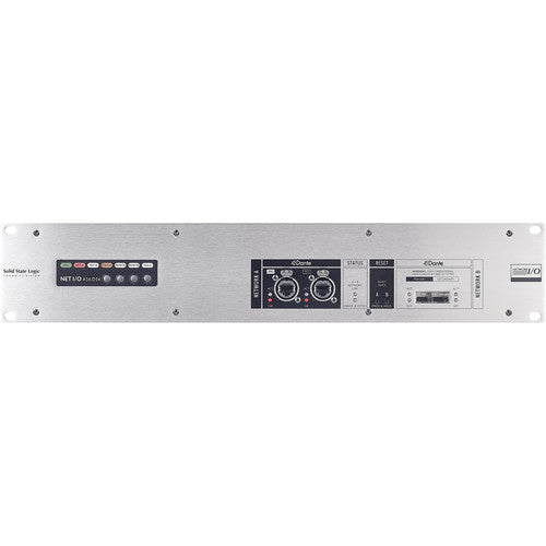 Solid State Logic SSL A16.D16 Network I/O 16-Channel Analog/AES to Dante Converter