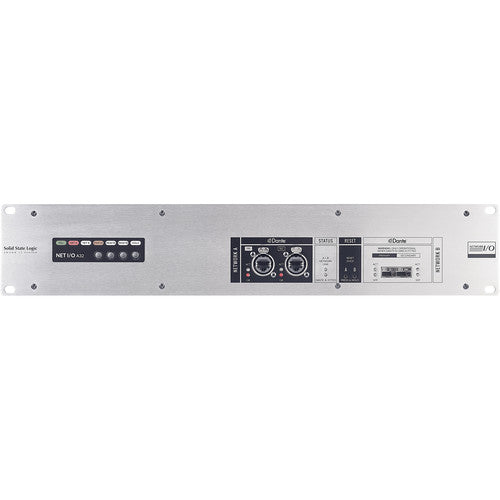 Solid State Logic SSL A32 Network I/O 32-Channel AD/DA Dante Converter Network Interface