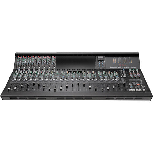 Solid State Logic SSL XL-Desk Mixing Console with 8 E Series EQ Modules