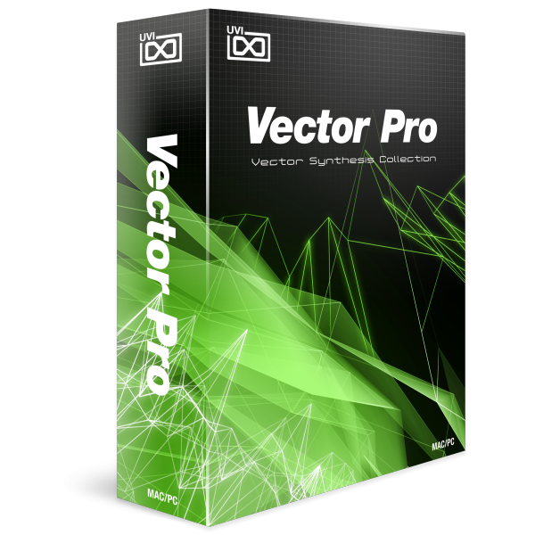 UVI Vector Pro Virtual Instrument Software - eDelivery