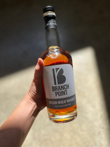 Branch Point Distillery Caravan Coffee Collaboration Yamhill County Oregon