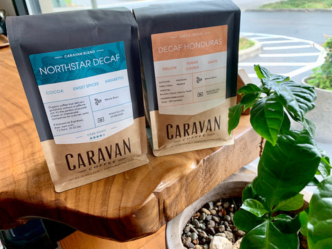 use coupon code on both Northstar and Honduras Decaf coffees