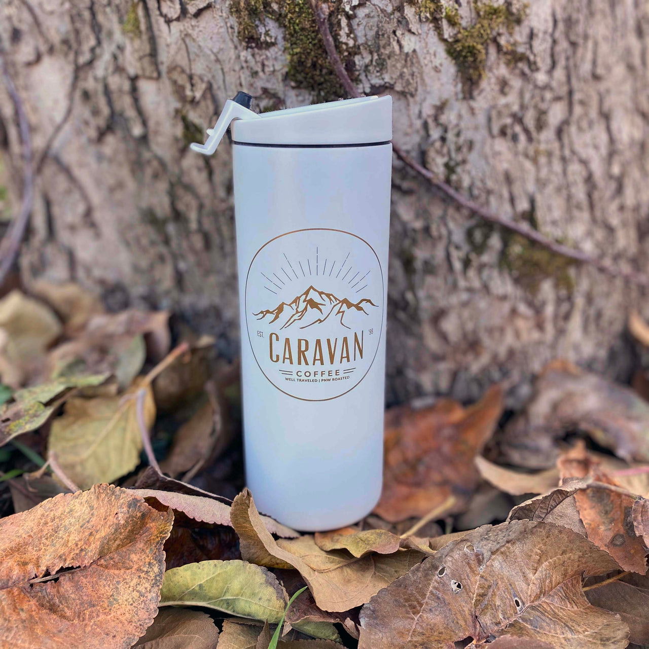 Well-Traveled 16oz Travel Tumblers