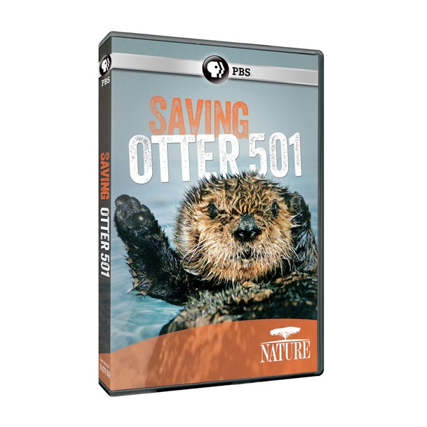 Saving Otter 501 DVD