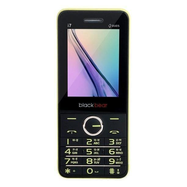 Blackbear i7 Mobile Phone