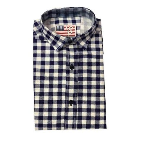 Cotton Checks Regular Fit Shirt