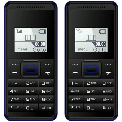 IKALL K28 Combo of Two Mobiles