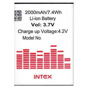 Intex Aqua 3G Li Ion Polymer Replacement Battery Br1464w By Snaptic