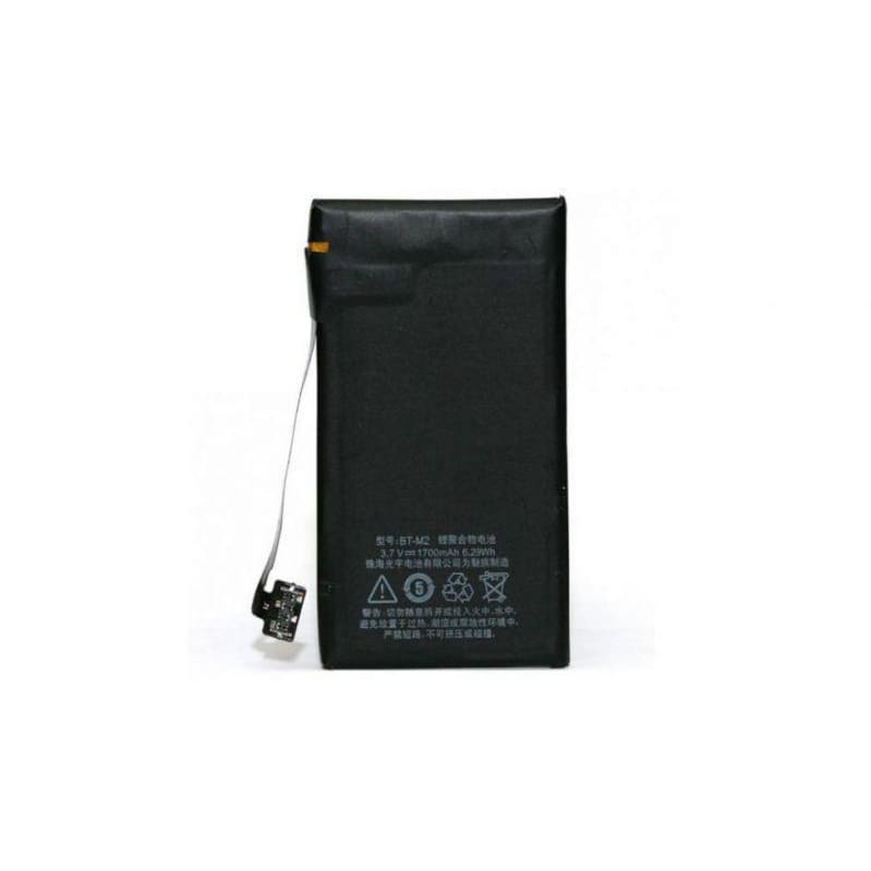 Meizu Mx1 M031 M032 Li Ion Polymer Replacement Battery Bt-m2