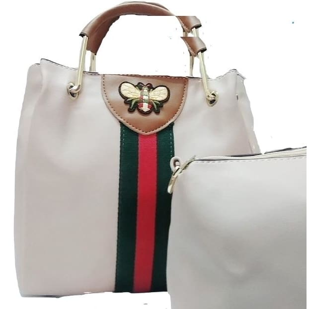 Stylish Hand Bag with Pouch