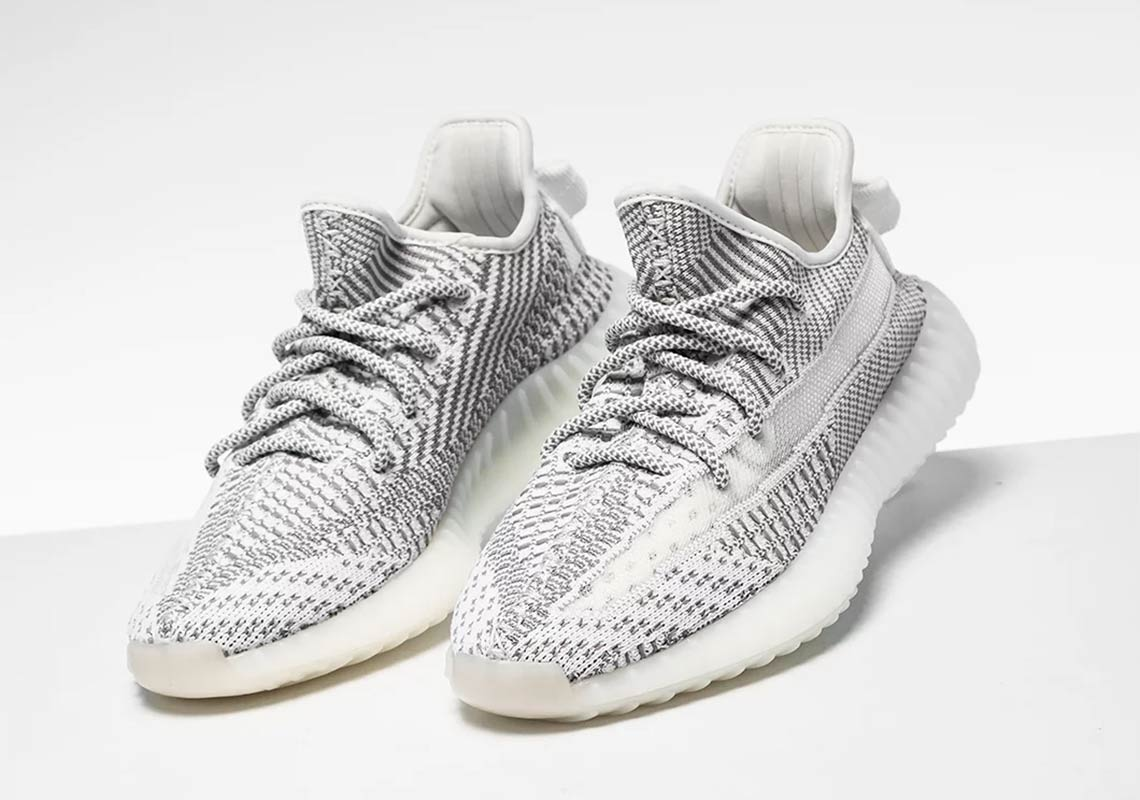 22f5987d85741 Yeezy 350 V2 Static Reflective Replica On Sale 25% Off – Mountain ...