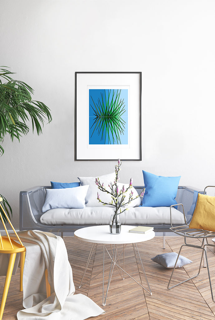 Limited edition print, Pine Needles