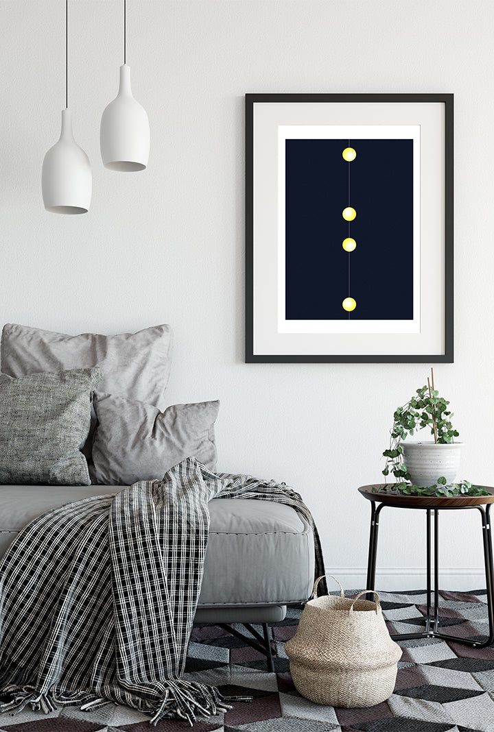 Special Edition print of Night by Spiros Baras
