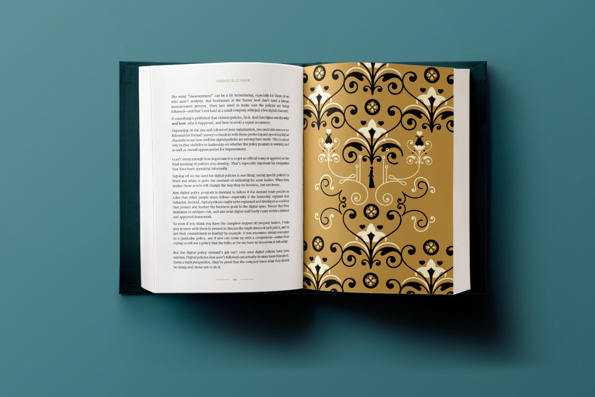 Book Design by The Pattern Tales