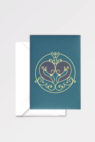 Ingratitude: limited edition greeting card designed by Chiara Aliotta