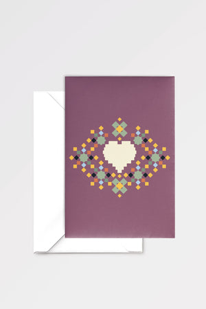 Penelope: limited edition greeting card designed by Chiara Aliotta